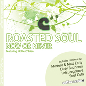 Roasted Soul feat. Hollie O\'Brien - Now or Never [Coffee n Creme]