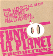FunkLaPlanet All Stars feat. Toni Smith - Summertime [Funk La Planet]