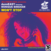 dunnEASY feat. Monique Bingham - Won\'t Stop [Jellybean Soul]