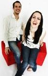 Rachel Claudio and Nicolas Vautier