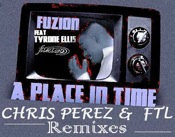 Fuzion feat. Tyrone Ellis - A Place In Time