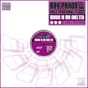 Ray Paxon feat. Sybille & Freda Gottlett - Music Is My Shelter [Purple Music]