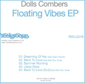 Dolls Combers - Floating Vibes EP [Reelgroove]