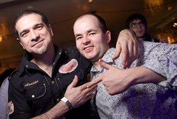 DJ MEME with DJ Soulmate