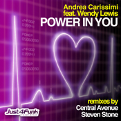 Andrea Carissimi feat. Wendy Lewis - Power In You [Just4Funk]