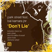 Park Street ft. Bai Kamara Jnr - Don't Lie [Metrogroove]