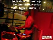 Vick Lavender - Chicago Fusion EP [Sophisticado]