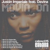 Justin Imperiale feat. Davina - Movin On [Cabana]
