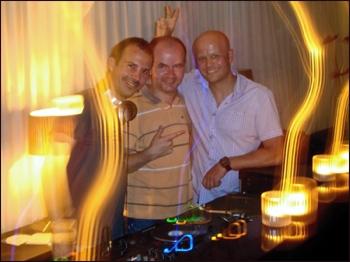 Mikkel Wendelboe, DJ Soulmate, Morten Trust