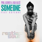 Phil Asher & Kai Alce feat. Kayenne - Someone [Restless Soul Music]