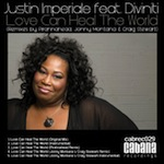 Justin Imperiale feat. Diviniti - Love Can Heal The World [Cabana]