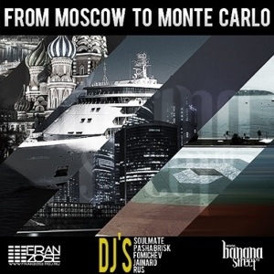 BananaStreet.ru presents From Moscow to Monte Carlo (Jazzy House compilation)