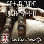Soul Element ft. Peven Everett - How Bad I Want Ya [House 4 Life]