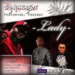 DJN Project ft. Freeway - Lady [Inhouse]