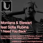Montana & Stewart ft. Sofia Rubina - I Need U Back [Universe Media]
