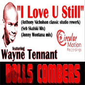 Dolls Combers ft. Wayne Tennant - I Love U Still [Circular Motion]