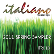 Italiano Recordings Spring Sampler 2011 [Italiano]