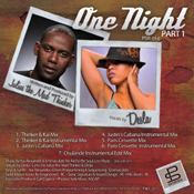 Julius the Mad Thinker ft. Desla - One Night [Phuture Sole]