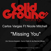 Carlos Vargas ft. Nicole Mitchell - Missing You [Solid Ground]