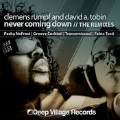 Clemens Rumpf & David A. Tobin - Never Coming Down [Deep Village]