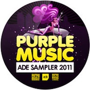 Purple Music ADE Sampler 2011