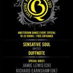Sensative Soul invites Duffnote (ADE 2011)