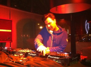 Jamie Lewis @ Blinq (ADE 2011)