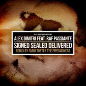 Alex Dimitri ft. Raf Passiante - Signed, Sealed, Delivered [South Soul Elements]